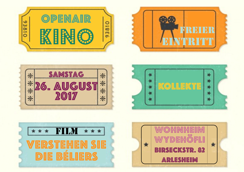 Wydehöfli Openair Kino