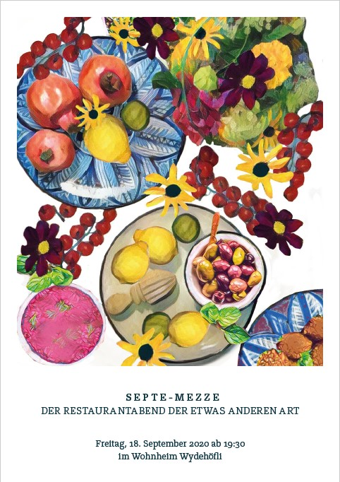 Restaurantabend Septe-Mezze